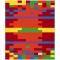 W29 Regenbogen-farbspiel I 30x36