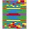 W32 Regenbogen-farbspiel IV 30x36