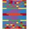 W33 Regenbogen-farbspiel V 30x36
