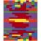 W34 Regenbogen-farbspiel VI 30x36