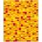 W45 Gelb Rot-farbspiel 30x36