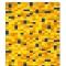 W46 Gelb Rot-farbspiel 30x36